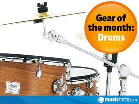 New drum gear of the month: review round-up (September 2010)