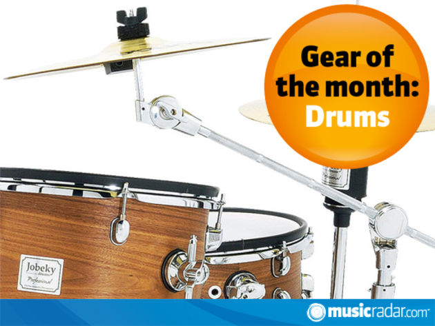 Drum gear of the month: Feb-Mar 2010