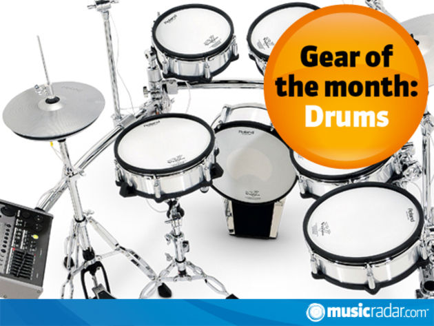 Drum gear of the month: Jan-Feb 2010