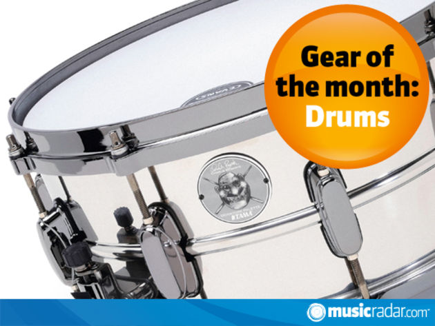 Drum gear of the month: May-June 2010