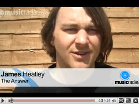 VIDEO: James Heatley of The Answer talks AC/DC