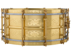Ludwig announces Snare Drums Of A Century Collection