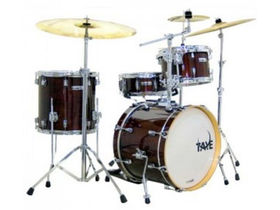 Taye Drums offers Passion Bucket in Classic Walnut