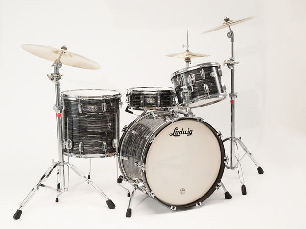 Ludwig's Liverpool 4 kit