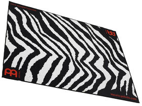 If Def Leppard had a drum carpet, killed a zebra