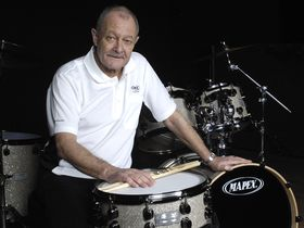 Bob Armstrong joins Mapex Drums