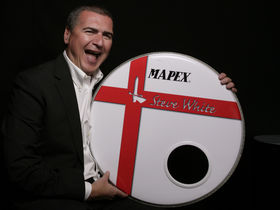 Steve White and Mapex announce UK tour