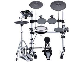 Musikmesse 2010: Yamaha unveils DTX550K electronic drum kit