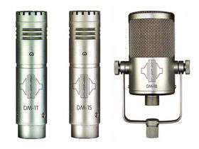 Sontronics unveils three new drum mics: DM-1B, DM-1T and DM-1S