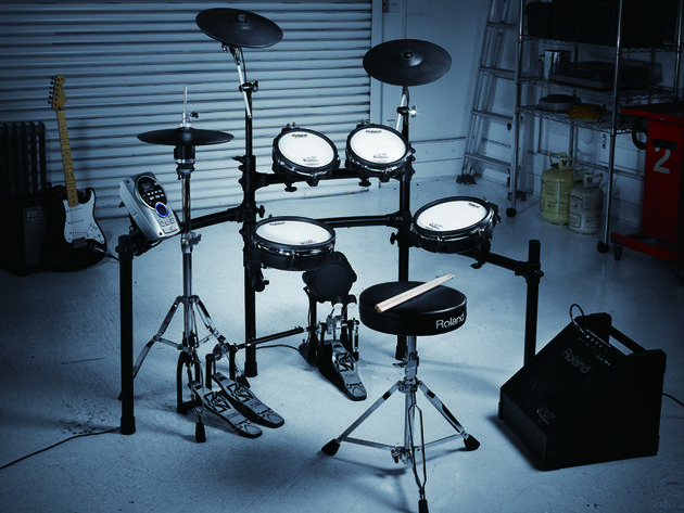 The TD-15K is designed with gigging in mind