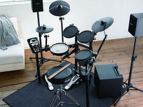 Musikmesse 2012: Roland announces TD-11K V-Drums and TD-11 Drum Sound Module