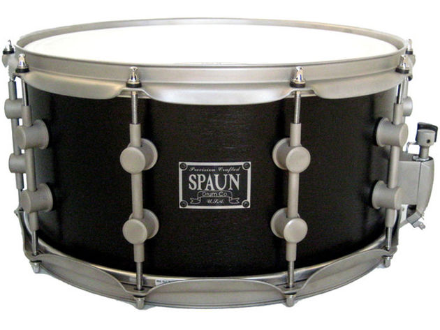 Spaun Trey Gray signature snare