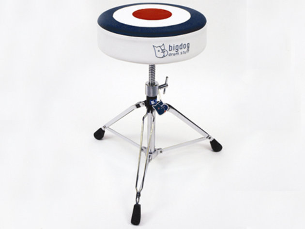 Bigdog drum throne