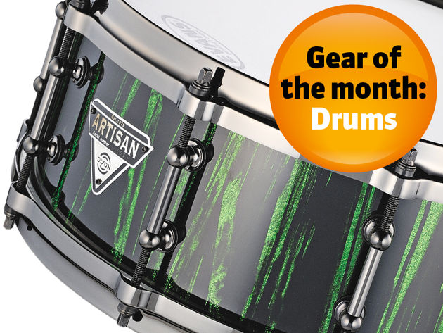 Drum gear of the month: May 2011