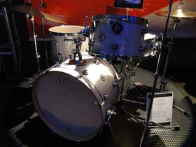 NAMM 2014: Le stand de Drum Workshop en images