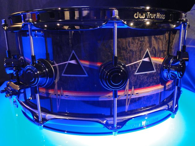 NAMM 2014: le stand Drum Workshop en images