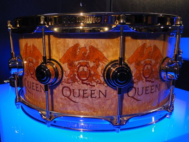 Collector's Series Icon snare drum: Roger Taylor