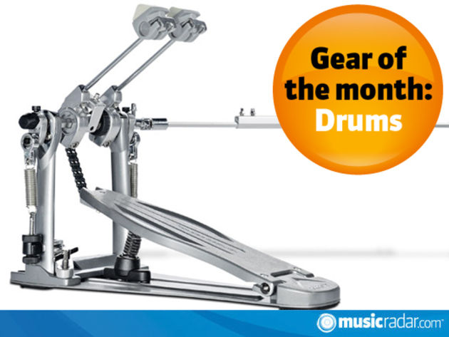 Drum gear of the month: Oct-Nov 2010