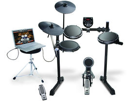 Alesis unveils DM6 USB Express electronic drum kit