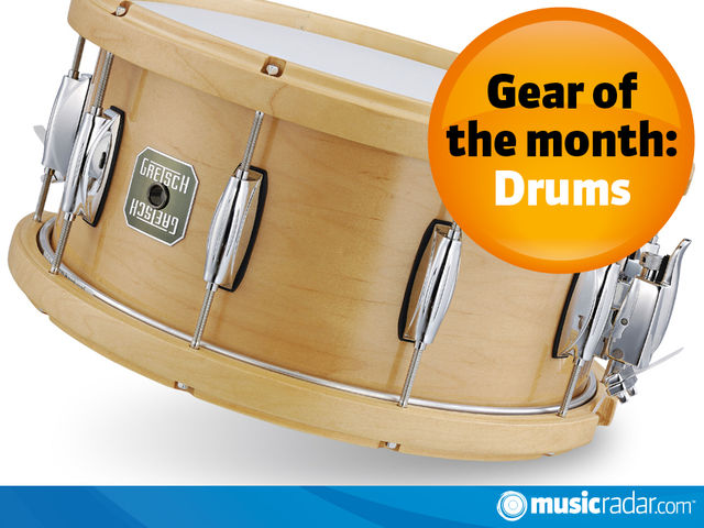 Drum gear of the month: Sept-Oct 2010