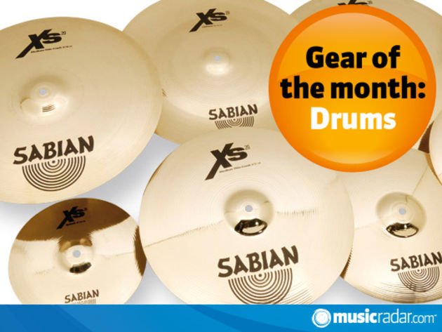 Drum gear of the month: Aug-Sept 2010