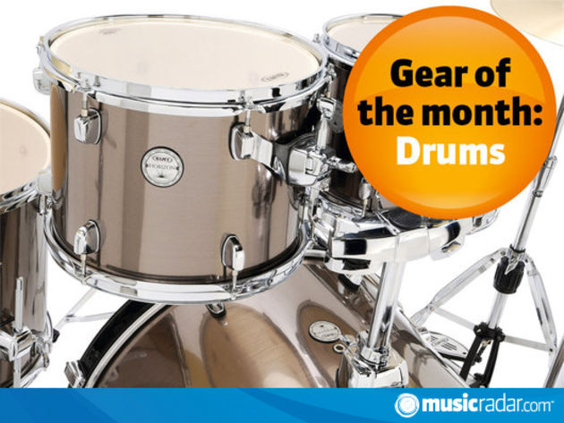 Drum gear of the month: July-Aug 2010