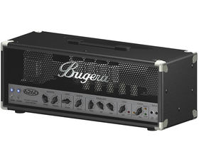 Bugera 6260 120-watt two-channel valve amplifier head