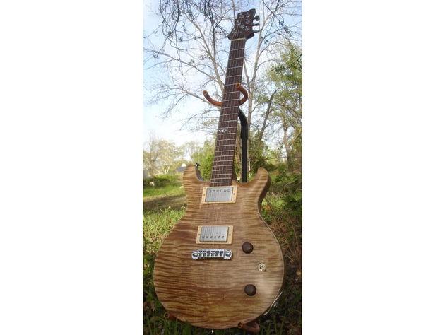 Schroeder Guitars Announces The Custom Built Shorty