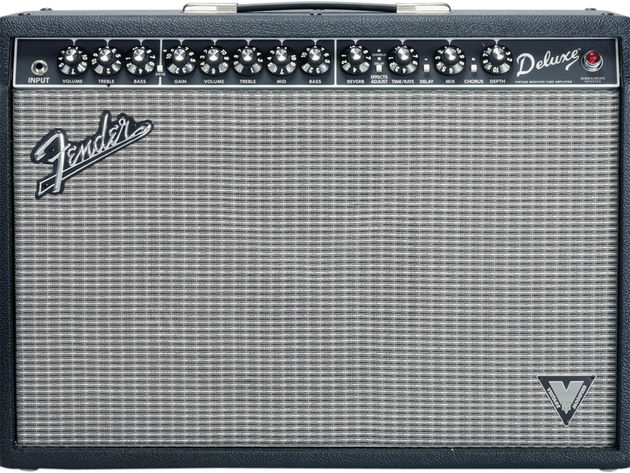 Fender Deluxe VM specifications