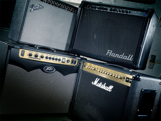 4 affordable guitar amp combos for the road (£373-£665)