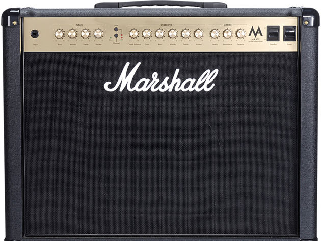 Marshall MA50C specifications