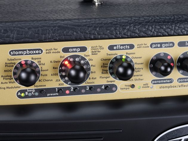 Peavey Vypyr Tube 120 review