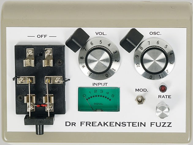 Rainger Dr Freakenstein Fuzz review