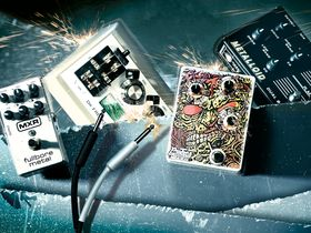 Round-up: 4 filthy guitar distortion pedals