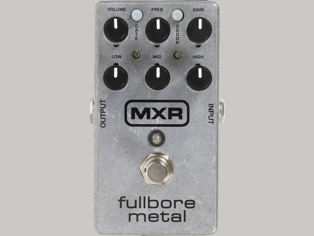 MXR FullBore Metal review