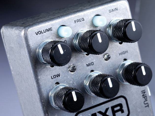 MXR FullBore Metal verdict