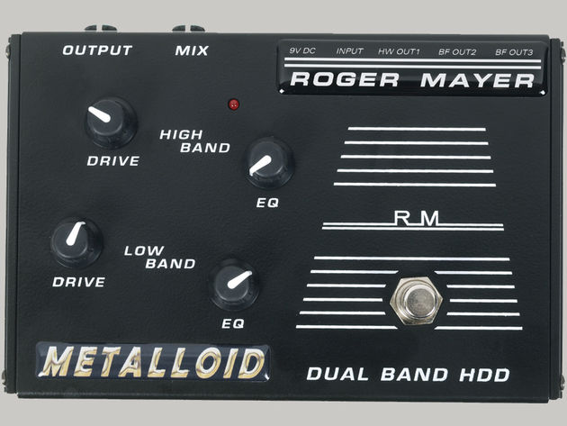 Roger Mayer Metalloid review