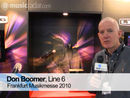 Musikmesse 2010: Line 6 digital wireless microphones and Relay system