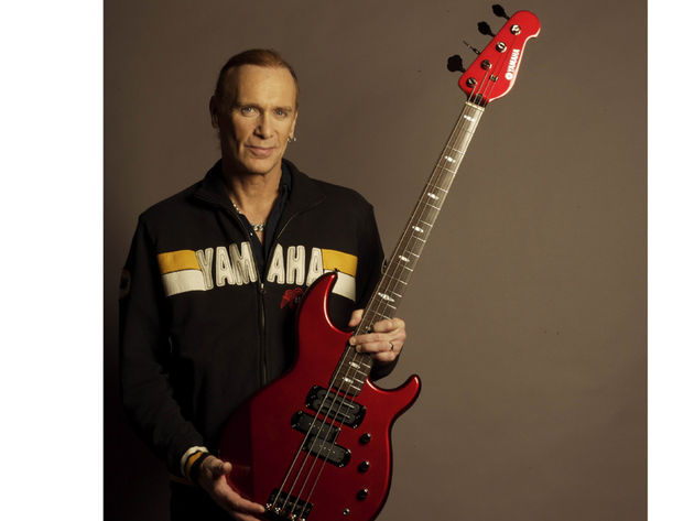 So let me introduce to you; the one and only Billy Sheehan...