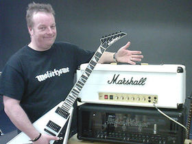 FIRST LOOK: Marshall 1959RR Randy Rhoads signature amp