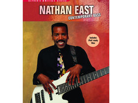 Nathan East Contemporary Bass DVD