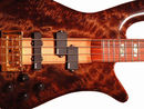 Spector Limited Edition Water Cured Redwood Burl Bass