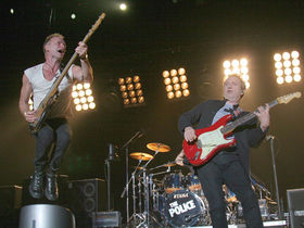 Music News:  The Police Break It Up...Again