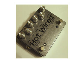 Wampler Effects new Brent Mason Hot Wired overdrive/distortion pedal