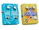 BBE Mind Bender and Soul Vibe pedals