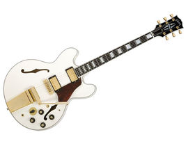 Gibson gets a Rush with new Lifeson ES-355
