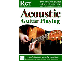 Registry Of Guitar Tutors announces acoustic guitar exams