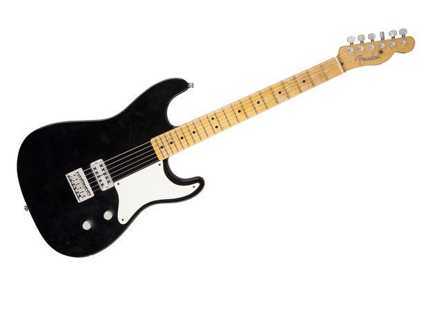 """Limited La Cabronita """"Luchador"""" Stratocaster"""