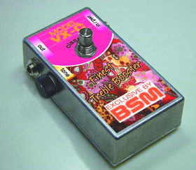 BSM recreate classic Treble And Bass booster