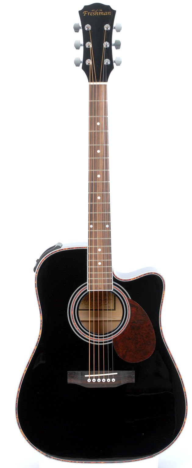 FA1DCEBK dreadnought electro-acoustic